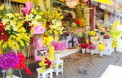 vietnam flower shop