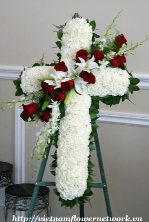 funeral crosses